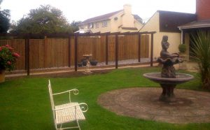 After reducing hedge